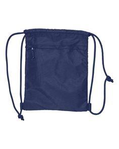 Liberty Bags - Ultra Performance Drawstring Backpack - 8891 Navy
