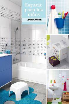 Abril, oportunidad perfecta para renueves el baño de tus pequeños y disfruten de un espacio hecho a la medida.  Recuerda que todo parte de COLORES LLAMATIVOS, MOBILIARIO a la altura de los pequeños (inodoros, lavabos, bañeras), AZULEJOS y SEGURIDAD (alfombras y barras antideslizantes)  Acércate a nuestros asesores y disfruta de descuentos, promociones y más para crear EXPERIENCIAS INOLVIDABLES.