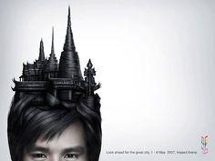 Arquitectura hasta en el pelo