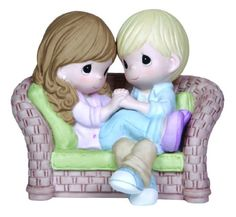Precious Moments Just The Two of Us Figurine
