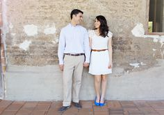 What to wear for your engagement pictures