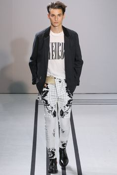 3.1 Phillip Lim | Spring 2013 Menswear Collection | Style.com