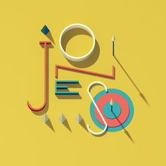 from  GEO A DAY :: A daily exercise by Jeremiah Shaw & Danny Jones :: design typography