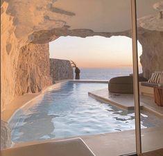 Aesthetic Colors, Aesthetic Pictures, Beige Aesthetic, Mykonos, Santorini, Dream Life, Travel Inspiration, Nature, Beautiful Places