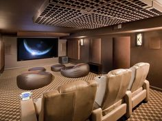 15 High End Home Theater Designs Interior Remodeling Hgtv Remodels Movie Rooms