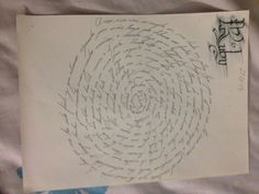 Carta espiral