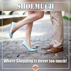 Shop at Asia's #1 Online Shoe Marketplace!  #ShoeMuch #Shopping #ShoeMarketplace #Shoes