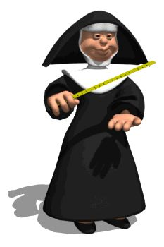 GIF ANIMADOS... : GIF ANIMADOS TRANSPARENTES DE MONJAS Animated Smiley Faces, Animated Gif, Old Lady Humor, Cowgirl Costume, Animation, Just Smile, Cute Images, Funny Animal Pictures, Cat Gif