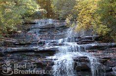 Minnehaha Waterfalls, near Glen-Ella