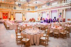 Union Station DC Wedding Reception