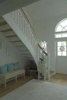 Weisse Treppe  Greenville - Architektur