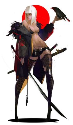images for anime girl fantasy Female Character Design, Character Design Inspiration, Character Concept, Character Art, Concept Art, Art Anime, Fantasy Girl, Character Illustration, Fantasy Characters