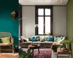 1000 images about woonmodekleur 2017 denim drift on pinterest furniture lounges - Meubels om zelf te schilderen zelfs ...