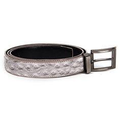 Brand Q Mens Belt - Ostrich Skin Texture one Grey Brand Q http://www.amazon.com/dp/B0141MPS2C/ref=cm_sw_r_pi_dp_g65hwb1AC1AG7