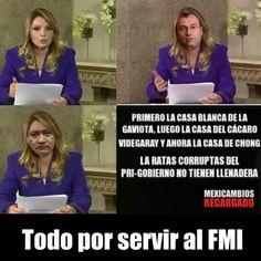 Todo por servir al FMI