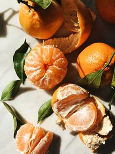 You might typically associate the bright taste of citrus with summer months, but Satsuma mandarins come into season in November, hitting… Orange Aesthetic, Aesthetic Food, Haut Routine, Fruit Orange, Fruit Photography, Artistic Photography, Life Photography, Food 52, Food Styling