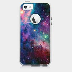 iphone Case 5/5S Nebula Galaxy Cases (Generic for Otterbox Commuter), $19.99