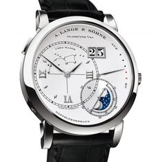 Grand Lange 1 Luna Mundi - Ursa Major