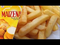 Ecco il TRUCCO per patate EXTRA CROCCANTI #246 - YouTube Potato Dishes, Potato Recipes, Yucca Fries, Air Fryer Recipes, I Love Food, Finger Foods, Baking Recipes, Food To Make, Veggies