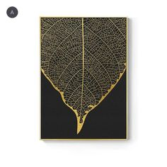 Abstract Tropical Gold Wall Art Nordic Style Golden Botanic Floral Fin – NordicWallArt.com Gold Wall Art, Leaf Wall Art, Wall Art Decor, Room Decor, Gold Art, Rooms Home Decor, Wall Decorations, Wedding Decorations, Wall Prints