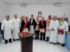 RITO    BRASILEIRO   DE MAÇONS ANTIGOS LIVRES E ACEITOS - MM.´.AA.´.LL.´.AA.´.: SESSÃO DE RECEPÇÃO E INSTRUÇÃODO GRAU 29, GCKF No...