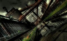 Zollverein World Heritage Essen,Germany