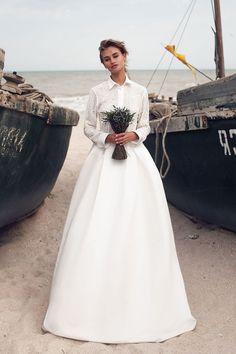 Свадебное платье «Бонита» Ариамо Брайдал — купить в Москве платье Бонита из коллекции 2016 года