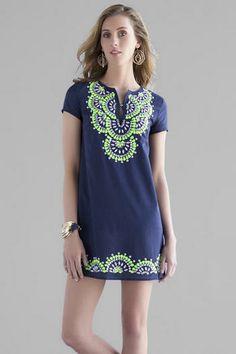 Marquelia Embellished Dress