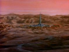 Star Trek TNG- Farpoint Station