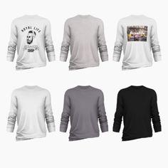 Long Sleeve T-Shirt Remake