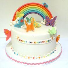 Hay que ver los pasteles espectaculares de #cumpleparty que se puede hacer con fondant. Algunas ideas...