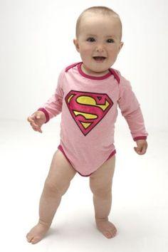 #Supergirl #Babygrow -   Buy New: £16.00 [UK & Ireland Only]