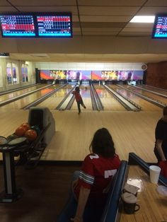 P&G Family Bowling - FUN!!