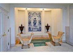 Romantic Master Bathroom Designs | Romantic bath (room for two)