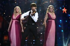 [LMBTO] Alexander Rybak with Jorunn Hauge (left) and Karianne Kjaernes (right) Eurovision Songs, Alexander Ryback, Alexander Rybak Fairytale, You Dont Love Me, I Am The One, Good Music, Fairy Tales