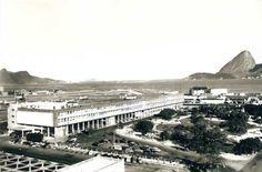 Aeroporto Santos Dumont / Década 1940