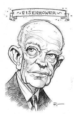 34. Dwight D. Eisenhower ~ BFD