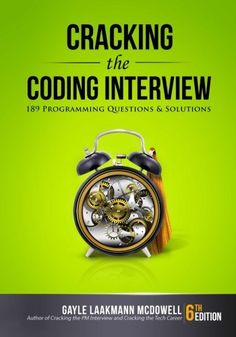 Cracking the Coding Interview, 6th Edition: 189 Programming Questions and Solutions by Gayle Laakmann McDowell http://www.amazon.com/dp/0984782850/ref=cm_sw_r_pi_dp_1tHzwb1M1HJ2W