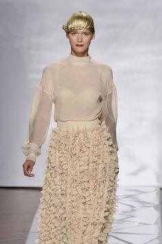 Maxi dress | Basharatyan V spring / summer 2013 runway collection