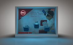 Dell - Vitrine de Natal on Behance