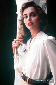 White Mischief (1987) Greta Scacchi white shirt for all occasions