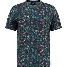 PS by Paul Smith REGULAR FIT Camiseta print dark blue zalando el-turquesa Algodón