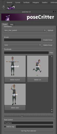 Rigging Tips and Tricks : Making of Pose Critter - Rigging Dojo