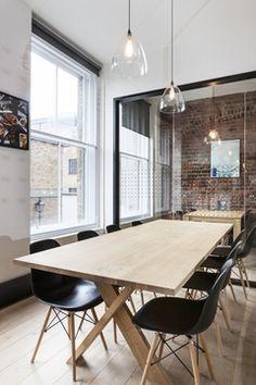Ragged Edge Offices - London