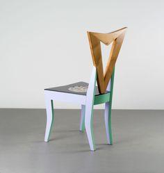 Czech cubist furniture