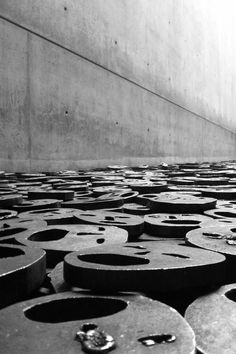 Berlin: The Holocaust Memorial and Jewish Museum - a must see.
