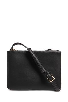 Product Name:Faux Leather Crossbody Bag, Category:ACC_Handbags, Price:7