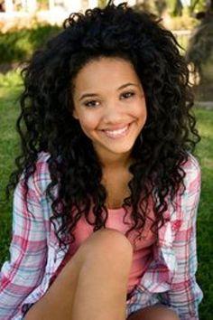 Kiersey Clemons from Austin and Ally Kiersey Clemons, Disney Channel Stars, Female Character Inspiration, Austin And Ally, Ebony Girls, Black Artists, Black Power, Celebs, Celebrities