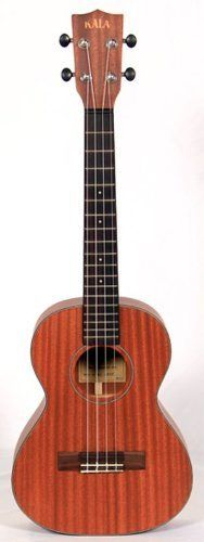 Kala KA-SMHC Solid Mahogany Concert Ukulele by Kala. $221.00. There is a traditional, vintage look and sound to these all solid wood Mahogany ukulele. They are trimmed with faux tortoise shell binding and have a Mahogany neck with rosewood fingerboard. These ukes have a very simple satin finish that keep the look and sound, nice and clean with excellent projection.. Save 30%!