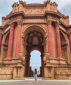 San Francisco, Palace Of Fine Arts, Big Ben, Tours, World, Building, Travel, The World, Voyage